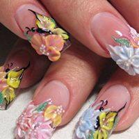 Курс дизайна ногтей в Екатеринбурге