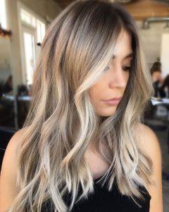 Модный цвет волос в 2018 году - новость школы красоты